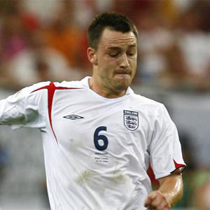 Soccer Player John Terry - age: 37