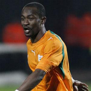 Soccer Player Didier Zokora - age: 40