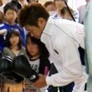 Boxer Hozumi Hasegawa - age: 36
