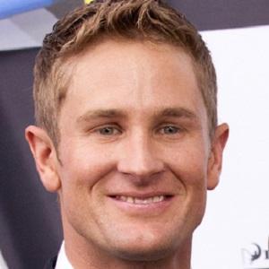 Race Car Driver Ryan Hunter-Reay - age: 36