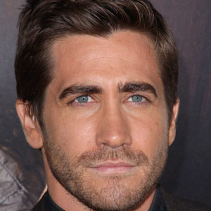 Movie Actor Jake Gyllenhaal - age: 36