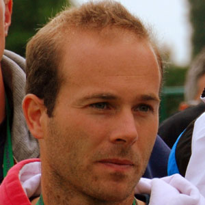 Male Tennis Player Olivier Rochus - age: 36