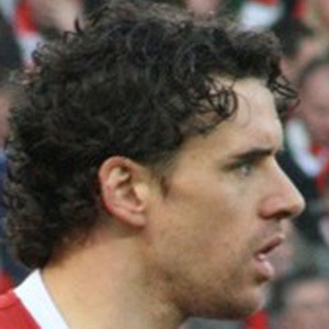 Soccer Player Owen Hargreaves - age: 40