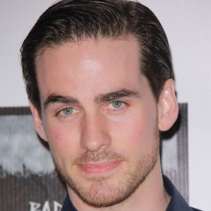 Movie Actor Colin O'Donoghue - age: 36