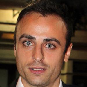 Soccer Player Dimitar Berbatov - age: 39