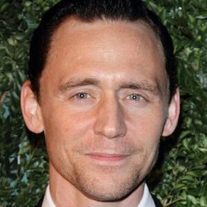 Movie Actor Tom Hiddleston - age: 40
