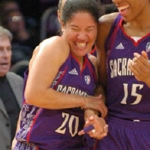 Basketball Player Kara Lawson - age: 39