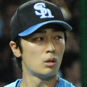 baseball player Tsuyoshi Wada - age: 36