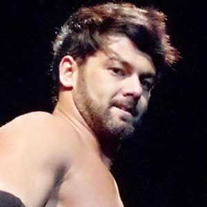 Wrestler Justin Gabriel - age: 39