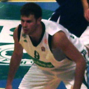 Basketball Player Antonis Fotsis - age: 39