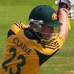 Cricket Player Michael Clarke - age: 36