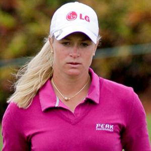 Golfer Suzann Pettersen - age: 39