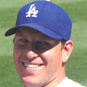 baseball player AJ Ellis - age: 39