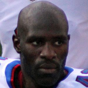 Football player Bryan Scott - age: 39