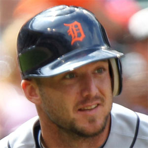 baseball player Ryan Raburn - age: 39