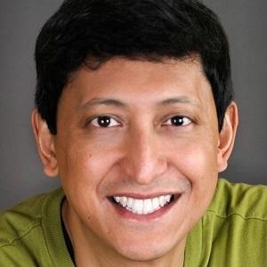 Comedian Dan Nainan - age: 40