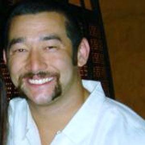 Wrestler James Yun - age: 40