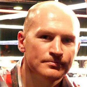 Boxer Matthew Hatton - age: 40