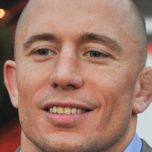 MMA Fighter Georges St-Pierre - age: 39