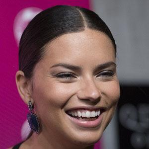 model Adriana Lima - age: 36