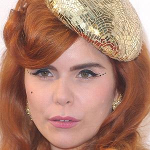 Soul Singer Paloma Faith - age: 40