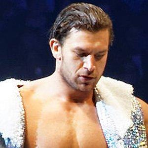 Wrestler Fandango - age: 40