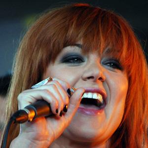 Pop Singer Vanessa Amorosi - age: 39