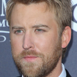 Country Singer Charles Kelley - age: 35