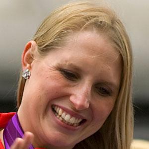 Swimmer Stephanie Millward - age: 39