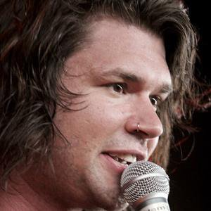 Rock Singer Adam Lazzara - age: 39