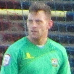 Soccer Player Graham Stack - age: 39