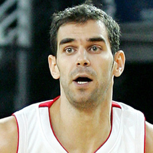 Basketball Player Jose Calderon - age: 39