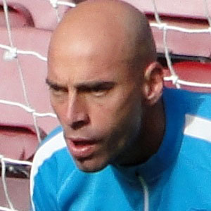 Soccer Player Willy Caballero - age: 39