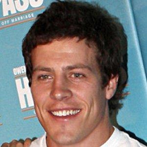 Movie Actor Steve Peacocke - age: 39