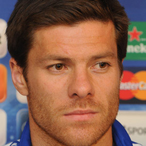 Soccer Player Xabi Alonso - age: 35