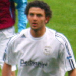 Soccer Player Hossam Ghaly - age: 35