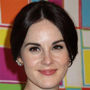 TV Actress Michelle Dockery - age: 35