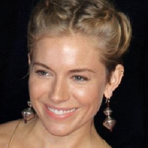 Movie actress Sienna Miller - age: 39