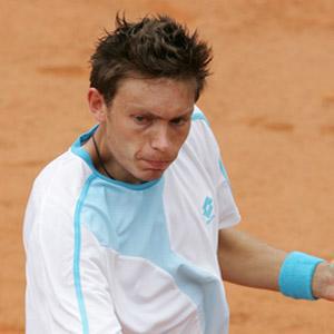 Male Tennis Player Nicolas Mahut - age: 38