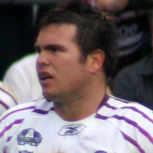 Rugby Player Jamie Lyon - age: 38