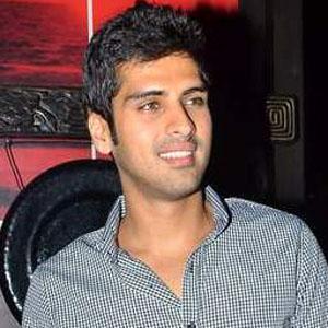 Movie Actor Sameer Dattani - age: 39