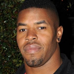 Football player Cameron Wake - age: 38
