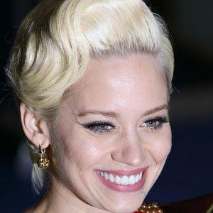 Pop Singer Kimberly Wyatt - age: 38