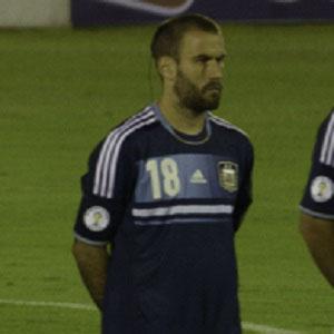 Soccer Player Rodrigo Palacio - age: 38