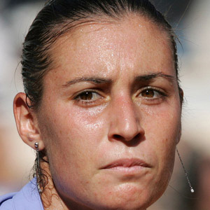 Female Tennis Player Flavia Pennetta - age: 35