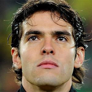 Soccer Player Kaka - age: 35