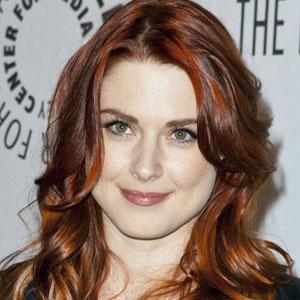 TV Actress Alexandra Breckenridge - age: 39