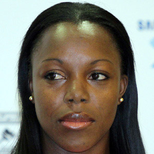 Runner Veronica Campbell-brown - age: 39