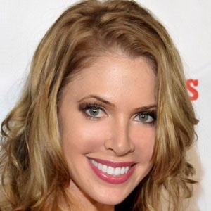 TV Show Host Erika Jordan - age: 38