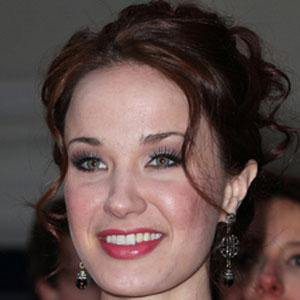Stage Actress Sierra Boggess - age: 38